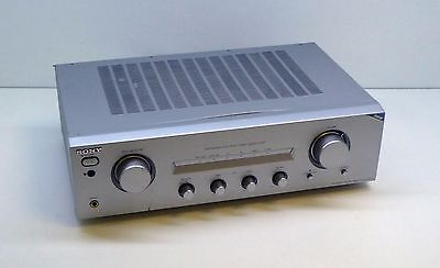 Sony Integrated Stereo Amplifier TA-FE370