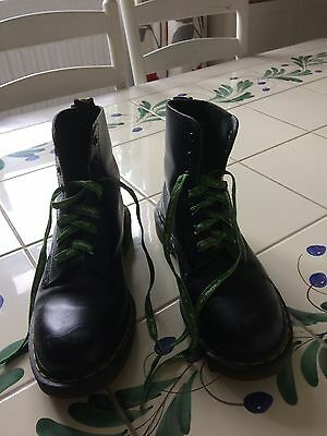 Doctor Martin High Top Boots- RPP 110 Size 7  UK