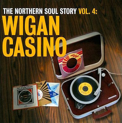 Northern Soul Story Volume Four Wigan Casino New Sealed 180G Vinyl 2Lp In Stock