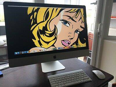 "Apple 27"" iMac 5K Retina Core i5 3.2GHZ 16GB 1TB HD - 1 YEAR WARRANTY!"