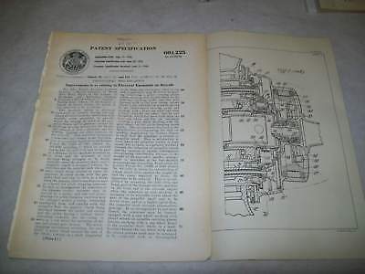 Variable Pitch Propellers Patent. Fairey. 1948