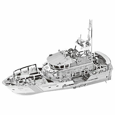 UK 3D Metal Model Puzzles For Adult Diy Kids Toys Gift Lifeboat