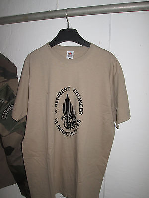 French Foreign ,Legion Etrangere -2 REP-5 cie-size XXL -5th company-desert