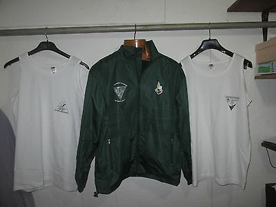 French Foreign Legion Etrangere - 2 REP- 4 cie-set windbreaker + shirts size XL