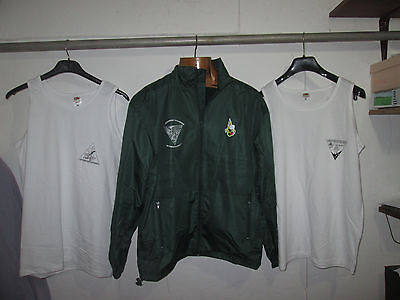 French Foreign Legion Etrangere - 2 REP- 4 cie-set windbreaker + shirts size M