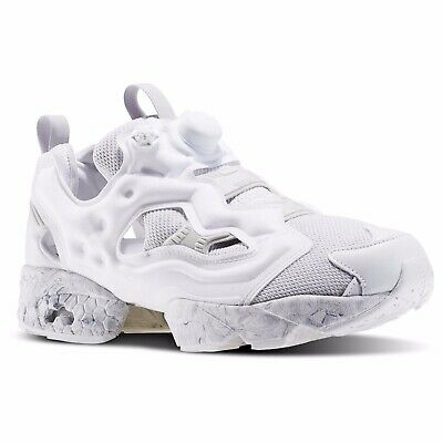 REEBOK MEN S INSTAPUMP Fury ACHM White Grey Marble Shoes BD1550 NEW ... ecfd6acdd