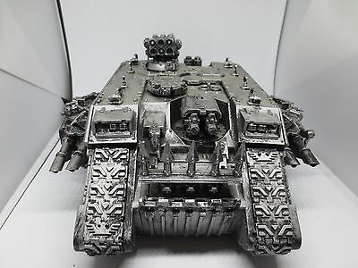 Warhammer 40K Chaos Space Marine Land Raider Painted G102
