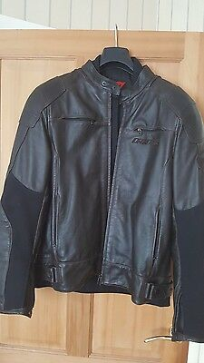 dainese r twin leather jacket size 54