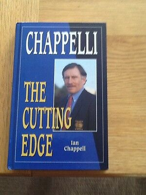 Chappelli - The Cutting Edge - Published In Australia - 1992 - First Edition
