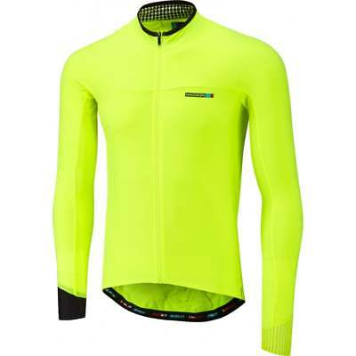 Madison RoadRace Light Mens Adults Long Sleeve Cycle Cycling Bike Jersey