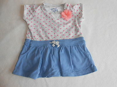 Baby Girls Clothes 3-6 Months - Pretty Little Dress -