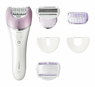 Philips BRE630/00 Satinelle Advanced Wet und Dry Epilierer  Neu ! OVP !