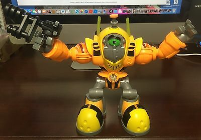 2007  Gustus Jupiter Planet Heroes Action Figure with Space Blaster