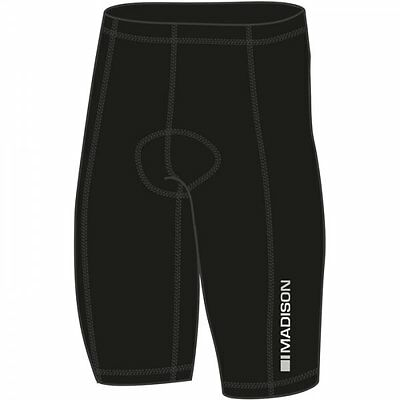 Madison Track Kid's Cycle Lycra Stretch Padded Cycling Shorts - SALE!