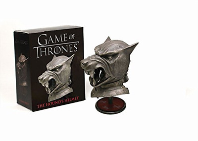 -Game Of Thrones: The Hound`S Helmet  BOOK NEW