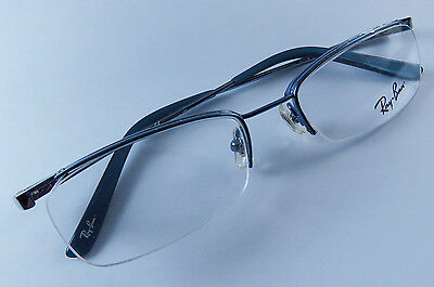Genuine  OLD STOCK RAY BAN RB6101  MEN CLEAR GLASSES