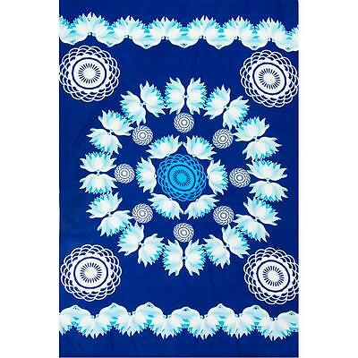 Blue Lotus Rayon Sarong from Bali!