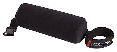 "McKenzie Original 4"" HEAVY DENSITY Lumbar Roll Support Cushion Back Pain Posture"