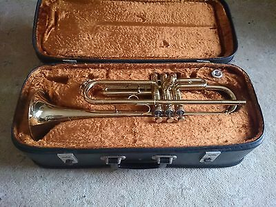 Brass Musical Instrument-Boosey And Hawkes Cornet