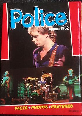 The Police Sting book