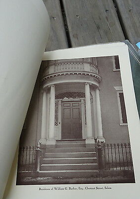 1912 ORIGINAL ANTIQUE DOORWAY PHOTOGRAPHY Old Colonial Doorways of New England