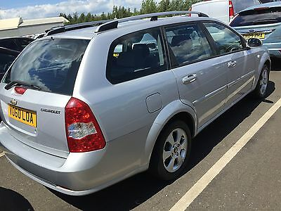 60 Reg Chevrolet Lacetti 1.8 Sx Auto Estate,v/clean Car,alloys,aircon, Low Miles