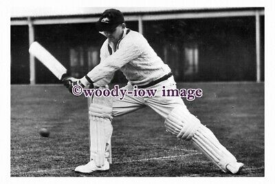 rs0421 - Australian Test Cricketeer - Stan Joseph McCabe - photograph