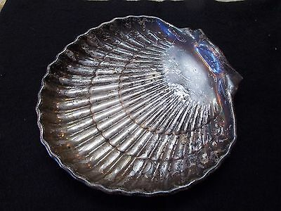 Gorham Vintage Sterling Silver Shell Tray DIsh # 40617 - 17.1 OUNCES SOLID!!!!!