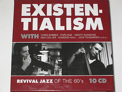 Existentialism - Revival Jazz Of The 60's 10-CD-Set Box