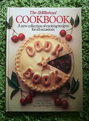 The St Michael All Color Cookery Book By Jeni Wright 1976 Edition Cookbook 11/16