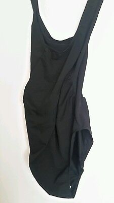 Maternity NEXT Size 18 black swimsuit BNWT