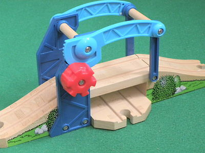 LIFTING SLING BRIDGE  for Thomas and Friends Wooden Railway & BRIO train TOY set