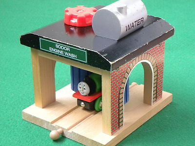 SODOR ENGINE WASH for Thomas and Friends Wooden Railway & BRIO TRAIN SETS