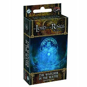 Lord of the Rings: LCG - The Watcher in the Water Adventure Pack