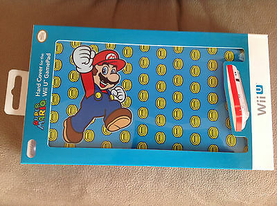 Nintendo Wii U - Super Mario hard cover / screen protector for Gamepad
