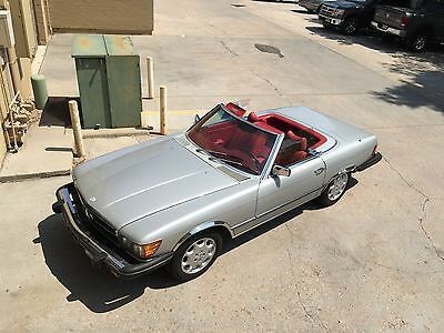 1978 Mercedes-Benz 400-Series  1978 450 SL Brand NEW Red Interior - EXCELLENT CONDITION!