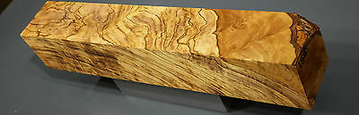 x1520   K-  Extra Long - Two Tone OLIVEWOOD BURL   - Craftwood - Kiln Dried