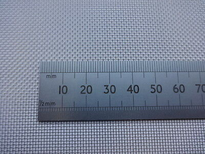 Stainless Steel Woven Mesh 1.06mm opening, 20 mesh (Fly/Insect Mesh) 300 x 300mm
