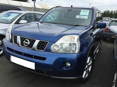 09 Nissan X-Trail 2.0 Dci 173 Aventura Leather,climate,privacy Glass 11 Services