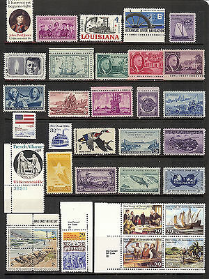 34 US Mint TOPICAL Collection:Boats/Ships/Navy.