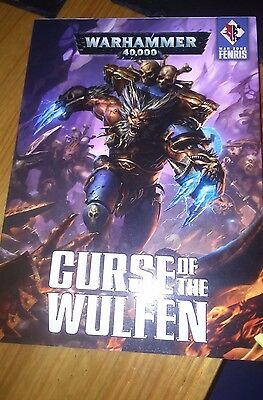 Warhammer 40k Curse of the Wulfen Supplement (Space Wolves Codex expansion)