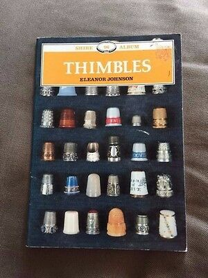 "1984 ""thimbles"" Shire 96 Album Illustrated Paperback Booklet"