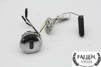 95 Harley Dyna Wide Glide FXDWG Fuel Gas Sending Unit Float with Fuel Guage