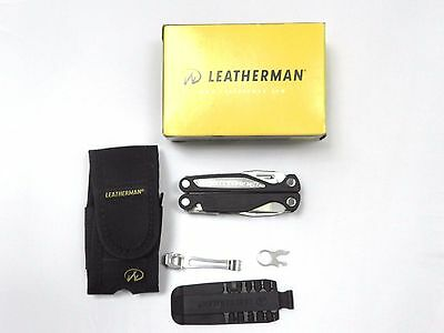 Leatherman Charge ALX Multi-Tool -18 Tools- Stainless Steel with Sheath