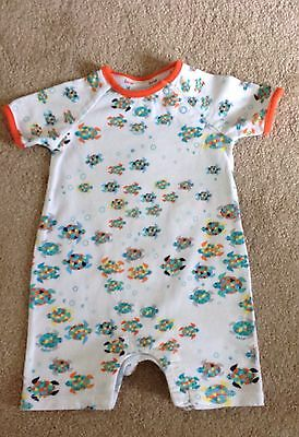 Baby Boys All In One Ted Baker 0-3 Mths