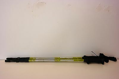2 x Komperdell Titanal Contour Walking Trekking Hiking Poles, Good Condition