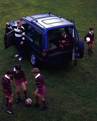 1994 Land Rover Discovery Factory Photo ca7211