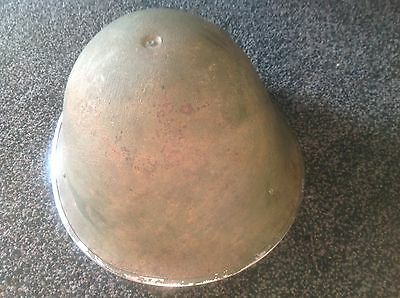 Vintage tin hat helmet , WW2 ?