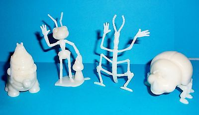 "Disney's 'A Bugs Life' Glow in the Dark Figures - 2""+ High"