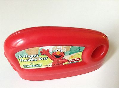 Fisher Price Smart Cycle Elmo Software-Healthy D,Teaches Diet, Exercise,Hygiene